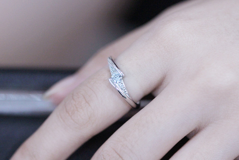 Cute Female Small Zircon Stone Ring 925 Silver Wedding Jewelry Promise Engagement Rings For Women 19 Valentine's Day Gifts 10