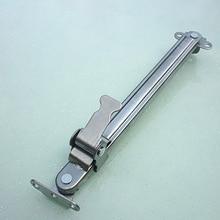 225-370 мм телескопическая нержавеющая сталь пластиковая ветровая Скоба створки найти опорный ограничитель окна стойки угол положения управления