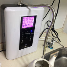 220V Alkaline Water Ionizer (home use) for wholesale and retail water treatment machine OH-806-3H