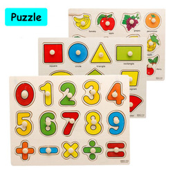 Kids early learning educational toys baby hand grasp wooden puzzle alphabet and digit board wood jigsaw.jpg 250x250
