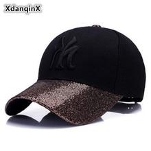 Womens Hat New Fashion Korean Hats Sun Visor Lady Casual Baseball Cap Adjust Size Young Female Snapback Brand Duck Tongue Caps