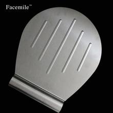 Facemile Stainless Steel Cake Baking Gift Cake Shovel Transfer Cake Tray Moving Plate Cake Lifter 54011