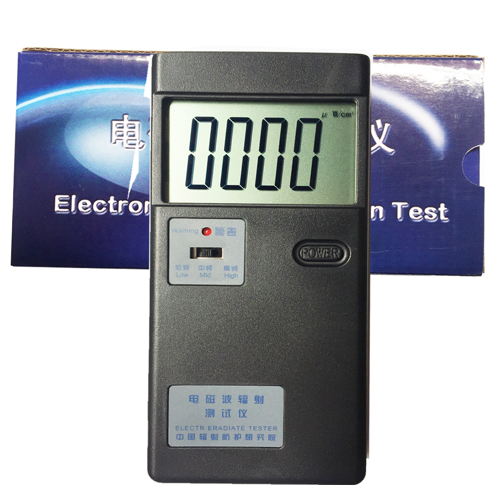 EMF teszter, elektromágneses sugárzásdetektor QX-5 Háztartási - Mérőműszerek - Fénykép 2