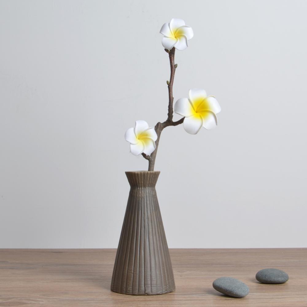 fashion japanese retro ceramic flower vase for housedecorative  - fashion japanese retro ceramic flower vase for housedecorative vaseshomedecoration modern flower arrangement decoration  hotin vases from home garden