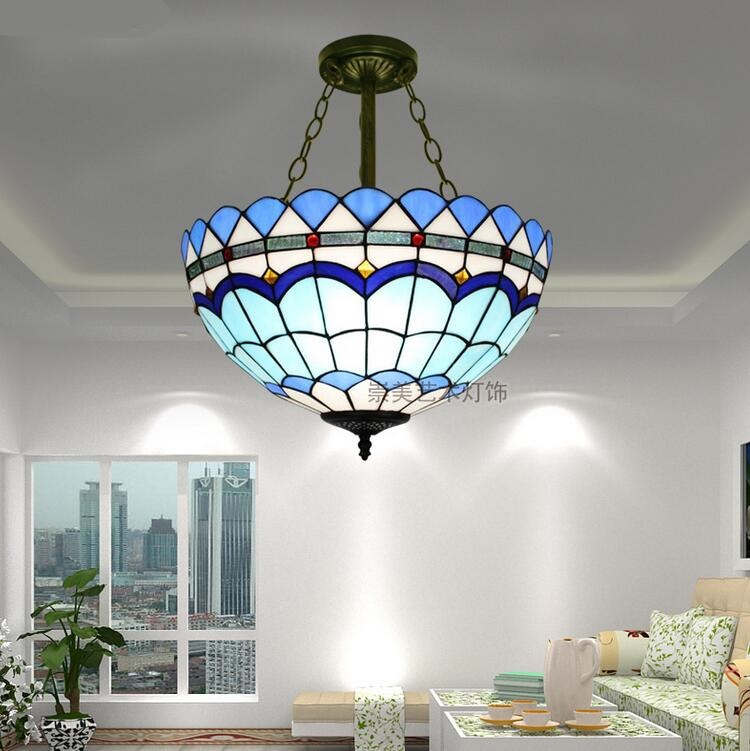 Свет Новый американский страна анти ретро кухня лампа проходу крыльцо Светильник спальни подвесной светильник DF78