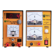 Adjustable maintenance power DC power supply, mobile phone repair pointer voltage test power table