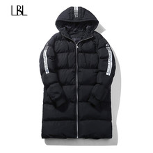 Europe Size Winter Coat Men Thick Jaket Men Brand Warm Jacket Cotton Parka Men Bomber Jacket Windbreakers Moleton Masculino 2018(China)