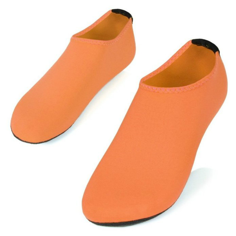 Kiss Shoe Men Slipony Water Shoes Sandalias Slip On Slippers for Beach Waterpark Sandals Aqua Chaussure Homme Big Size