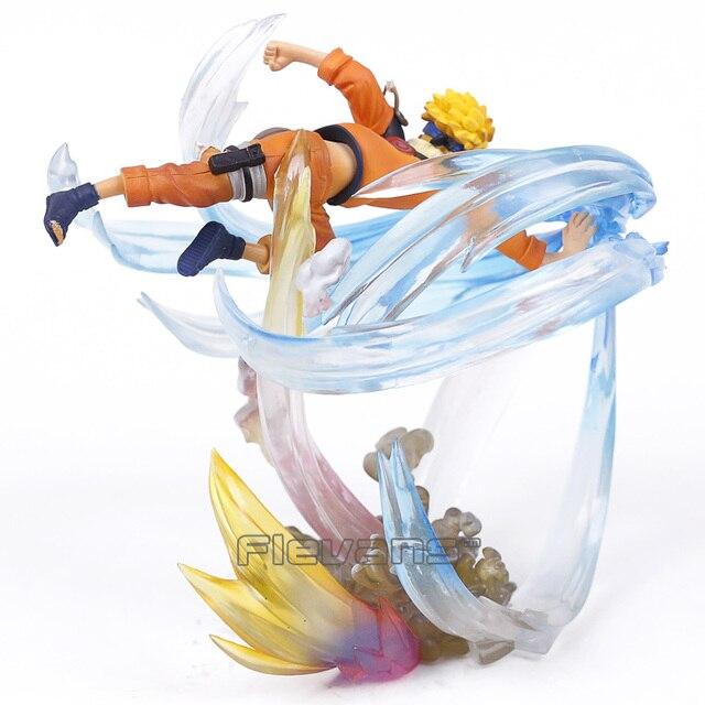 Naruto Uzumaki PVC Figure Collectible Model Toy