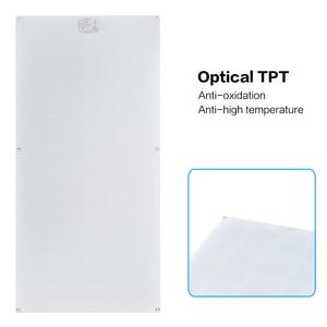 Image 5 - 2PCS 4PCS 3PCS Solar Panel 100 W Monokristalline Solarzelle Flexible für Auto/Yacht/Dampfschiff 12V 24 Volt 100 Watt Solar Batterie