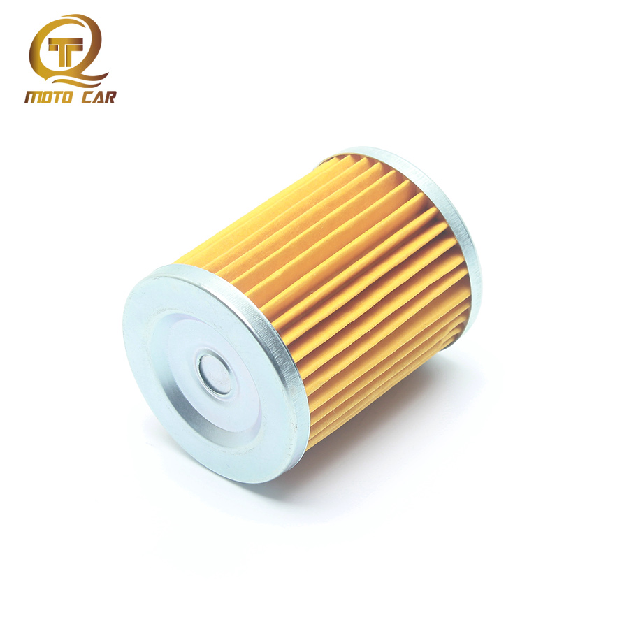 1PC Motorcycle Engine Oil Filter Paper for Suzuki M200 GS200 QM GS 200 200cc DR200 AN400 AN250 Filter Cartridge Lattice