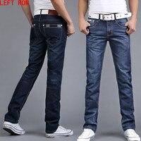 2017 Fashion Cholyl Straight Mens Biker Jeans Men Homme Casual Blue Denim Design Mens Clothing China