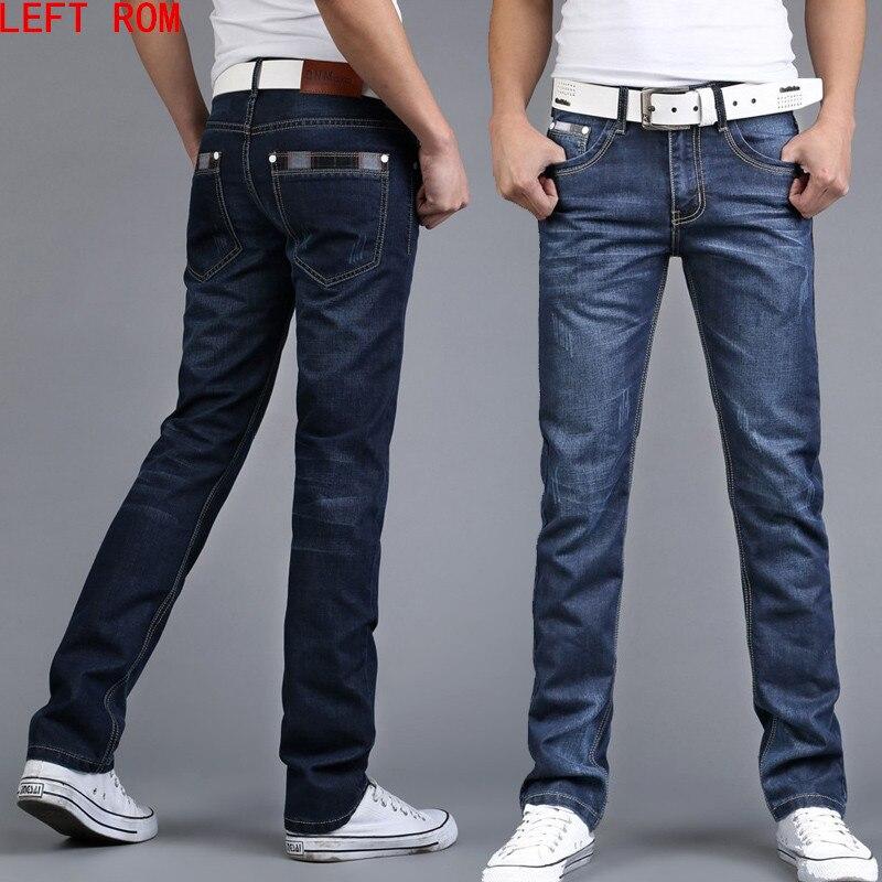 2017 Fashion cholyl Straight Mens Biker   Jeans   Men homme Casual Blue Denim Design Mens Clothing China Brand   Jeans   Men hombre