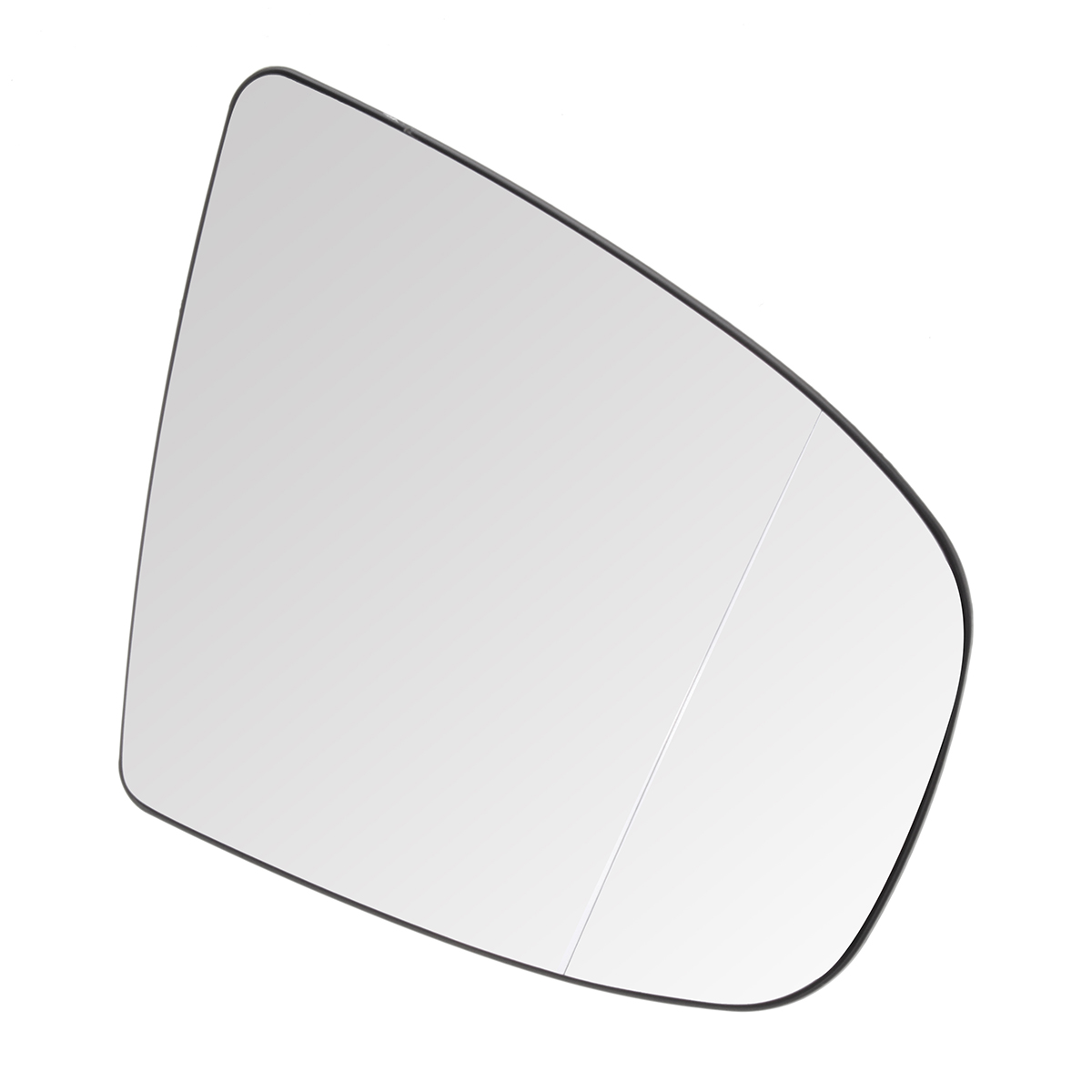 Left Driver Side Electric Heated Wing Mirror Glass For BMW X5 X6 E70 E71   //