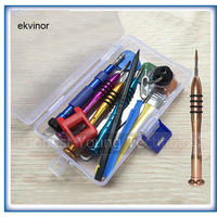 Ekvinor 13 In 1 Cell Phones Repair Tool Kit Screwdriver Tools Set Opening Pry Hand Tool