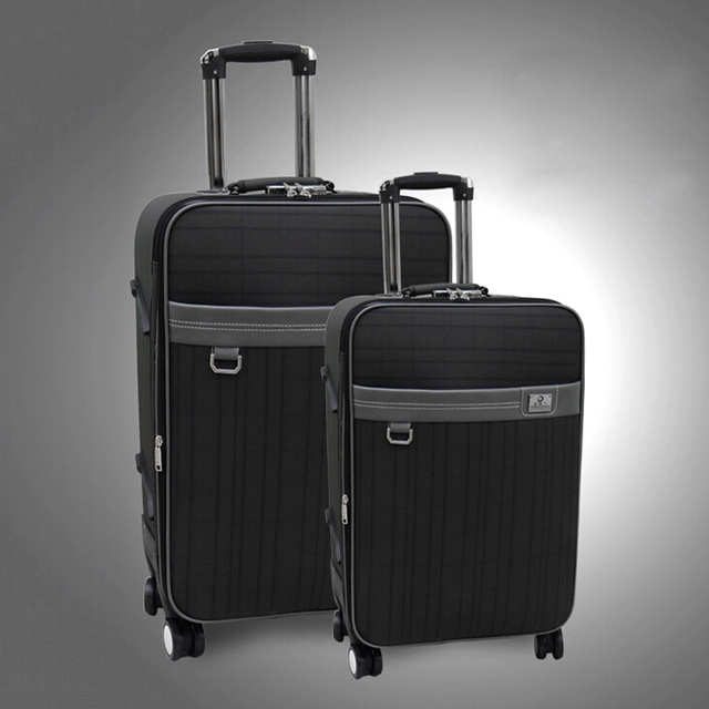 High Quality Rolling Luggage Ultra-Light Portable Travel Suitcase Trolley Luggage Spinner Wheels Men Women Trolley Travel Bag