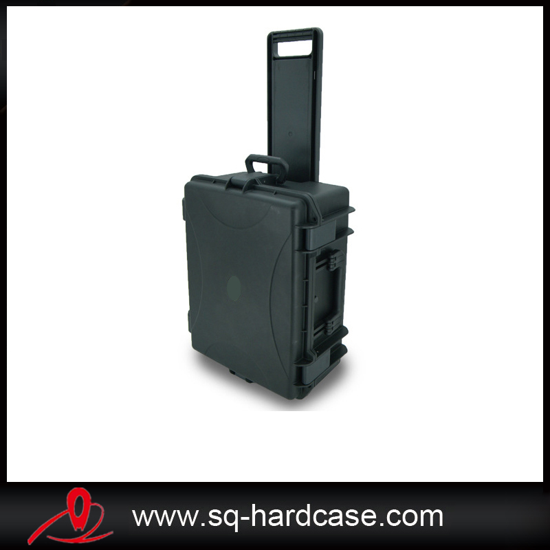 Popular price high quality plastic hardcase for precision instrument