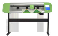 720 24 Cutting laser Plotter Contour cutting plotter with camera/