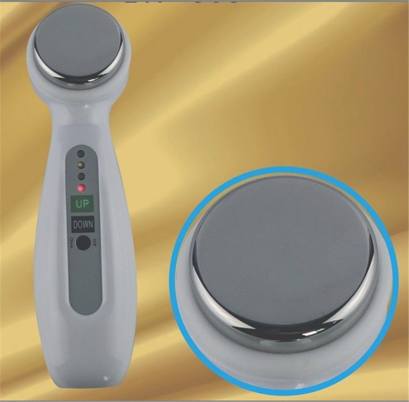 1Mhz Skin Care Ultrasonic Face Massager Ultrasound Facial Cleaner Body Slimming Therapy Cleaning Spa Beauty&Health Instrument