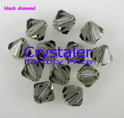 K9 de cristal 5301 # grado AAAA 3mm 4mm 5mm 6mm 8mm 10mm diamante negro de cristal de color Bicone de granos. Fantasía abstracta pintura de Ángel con diamantes Full drill cuadrado/mosaico redondo diamante set imagen de diamantes de imitación bordado arte abstracto