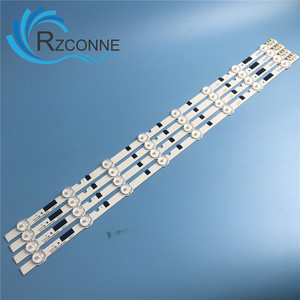 "Image 2 - LED Backlight Lamp strip for Samsung 28"" TV D2GE 280SC0 R3 UE28F4000 HF280AGH C1 CY HF390BGMV1V 2013SVS28H BN96 25298A HG28EB460"