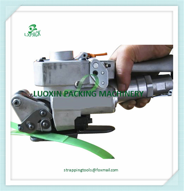 Hand held strapping tool,pneumatic,manual PET&PP banding machine XQD-19 width13-19mm,carton firction welding pack sealer