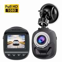Accfly del coche DVR de la leva de La rociada de la Cámara DVR coche registrador grabadora de vídeo Full HD 1080P WDR de detección de movimiento G-Sensor