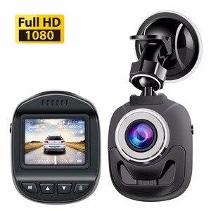 Image 1 - Accfly wideorejestrator samochodowy kamera samochodowa wideorejestrator Full HD 1080P WDR wykrywanie ruchu g sensor rejestrator samochodowy