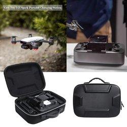 New Hard EVA Carrying Bag Handbag Case for DJI Spark Drone Charging Station Remote Control