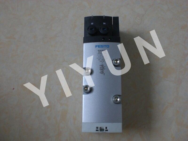цена на VSVA-B-B52-ZD-D2-1T1L 560818 VSVA-B-T32C-AZD-1T1L 560825 VSVA-B-B52-H-A2-1C1 546697 FESTO Solenoid valve Pneumatic components
