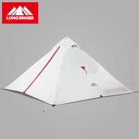 Longsinger G3 Ultra Light Single Silicone Outdoor Adventure Tent