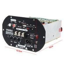 Nouveau 80 W Haute Puissance Basse Voiture Subwoofer Salut-fi Amplificateur Conseil TF USB 12 V/110 V-220 V Home Cinéma Amplificateurs