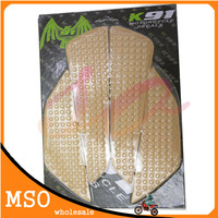 Universal Motorcycle Tank Traction Pad Kit Top Clear Sticker Decal For YAMAHA TDM850 TDM900 MT 03 MT 01 YZF1000