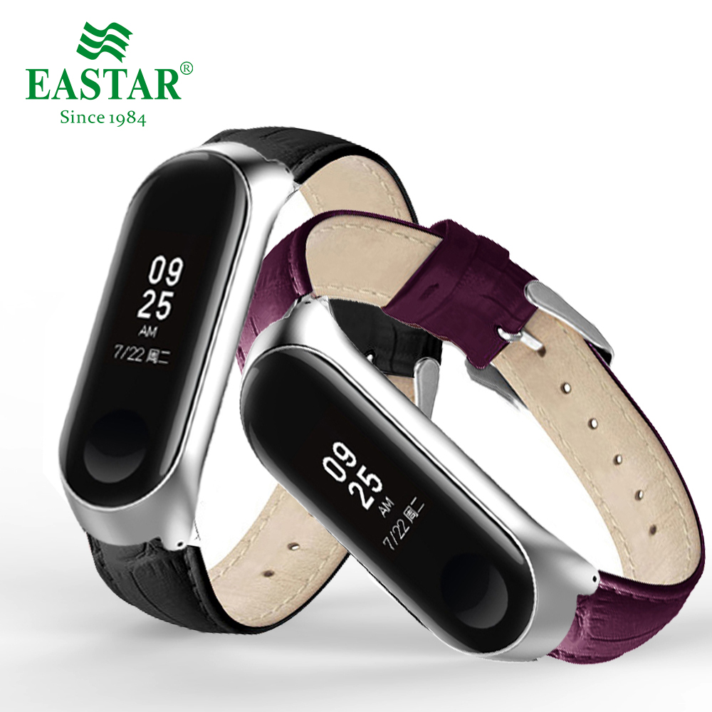 Colorful Leather Strap For Xiaomi Mi Band 3 Smart Band Accessories For Xiaomi Miband 3 Smart Wristband For Xiaomi Mi Band 3
