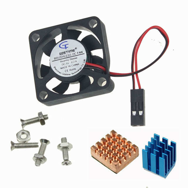 US $9 69 |Gdstime DC 5V 2Pin 3007 3007s 30x30x 7mm 30MM Cooling Fan For  Raspberry Pi B B+-in Fans & Cooling from Computer & Office on  Aliexpress com |