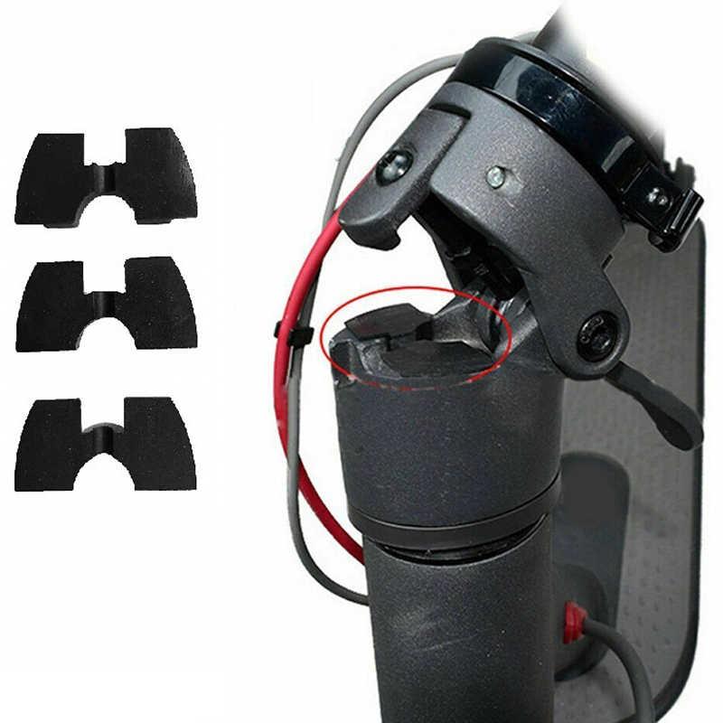 Pour Xiaomi Mijia M365 Scooter électrique modifié accessoires pôle fourche avant Vibration secousse éviter d'amortissement tampon en caoutchouc pliant C