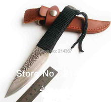 Survival Hunting Camping Knife  Outdoor Hunting Fishing Knife Outdoors Gear Free Ship
