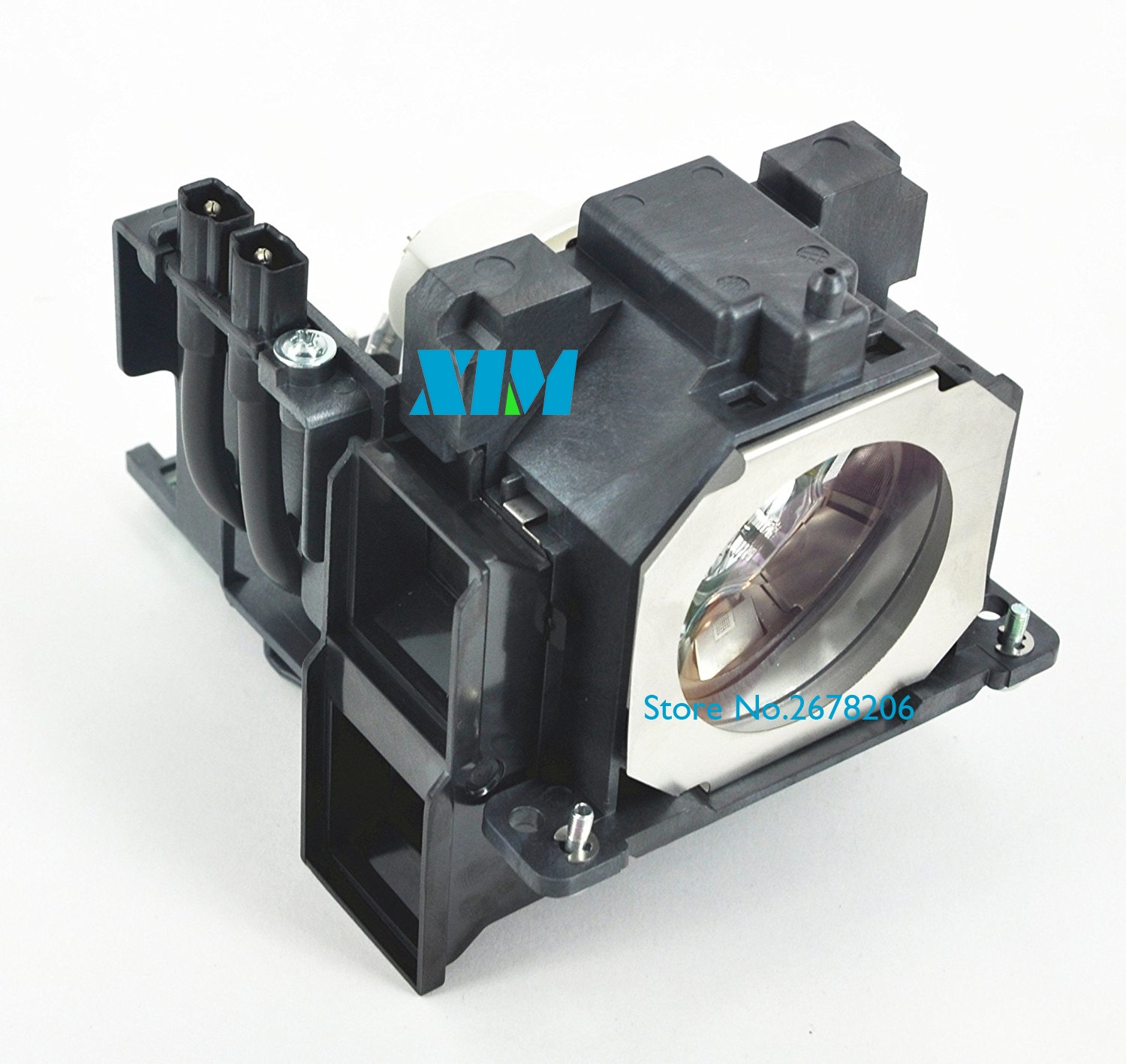 цена на Free Shipping ET-LAE300C ET-LAE300  Projector lamp with housing for Panasonic PT-EX510 PT-EZ580 PT-EX610 PT-SLZ77C/CL PT-Z770ZL