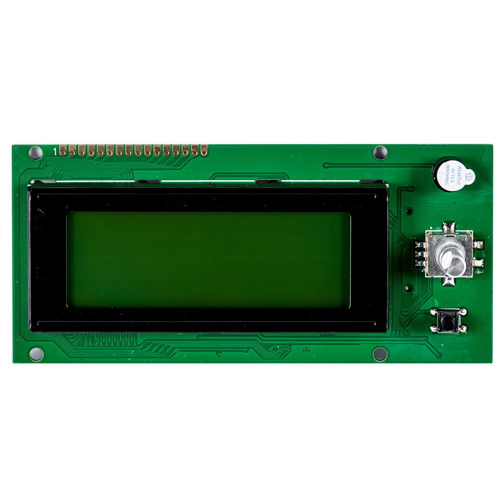 GEEETECH LCD  Screen Display  LCD2004 For A10  A10M  MeCreator  2