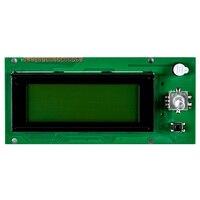 Geeetech display lcd lcd2004 para a10 a10m mecreator 2 Peças e acessórios em 3D     -