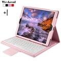 Für iPad Pro 12,9 zoll (2015) drahtlose Bluetooth Tastatur Fall Für 2015 iPad Pro 12,9 ''Tablet Flip Leder Stehen Abdeckung + Stylus