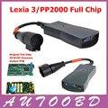 Lexia 3 PP2000 Diagbox 7.56 Chip Full Serial No.921815C Scaner Automotivo Ferramenta de Diagnóstico Lexia-3 Lexia3 Interface OBD2 Scanner