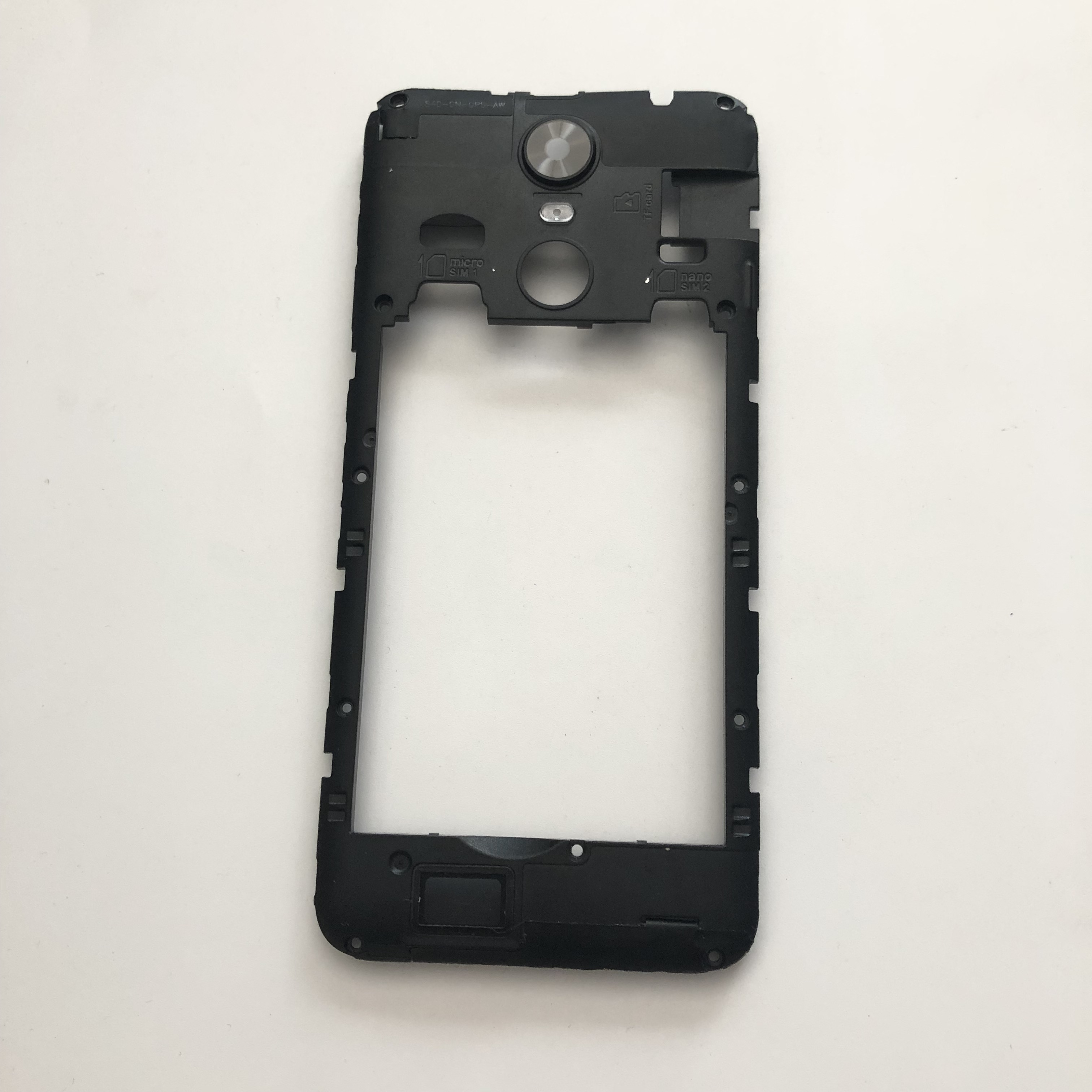 Shell-Case Oukitel Glass-Lens Camera Back-Frame Smartphone Used C8 For C8/Mtk6580a/Quad-core