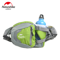3L Anti-Tear Oxford Waterproof Waist Pack Bum Bag Fanny Pack Pocket With Bottle Cage Orange Blue Green Running Hunting Fishing