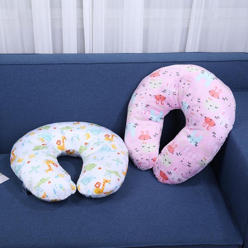 Baby Nursing Pillows Maternity U-shaped Newborn Infant Breastfeeding Pillow Waist Cushion Breastfeeding Baby Small Sofa