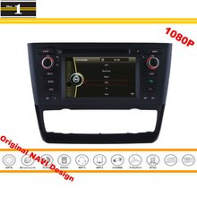 For BMW 1 Series E81 E82 E88 AAC 2007~2013 – Car GPS Navigation Stereo Radio DVD Player HD Screen Original Design System