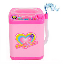 Kids Girls Pretend Play 3 Styles Mini Home Appliances Early Education Toy
