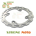240MM Rear Wavy Brake Disc Rotor For Honda CR 125 250 CRFX 250 450 CRFR 250 450 CRF SUPERMOTARD (HM) 230 CREF (HM) 250