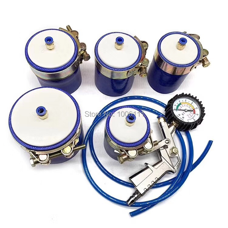 Diesel Automotive Turbocharger Intercooler Pressure Seal Function Detector Test Tools For 4 Cylinders 6 Cylinders