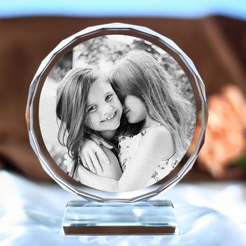 DIY Customized Crystal Fotoalbum Scrapbook výročí Svatební - Dekorace interiéru